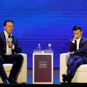 Elon Musk vs Jack Ma