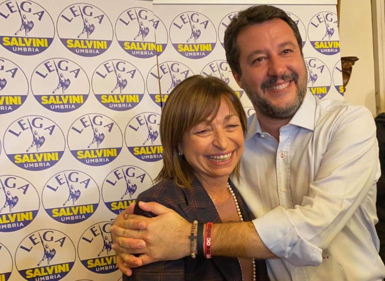 Elezioni Umbria | Male PD, Salvini dilaga!