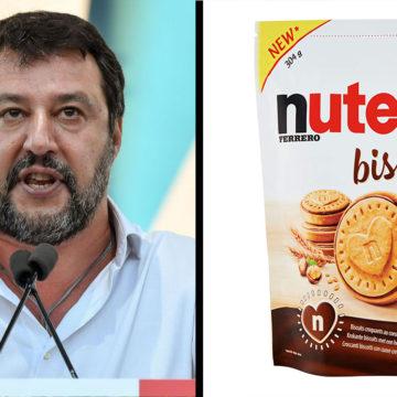 Nutella Biscuits | Dai supermercati alla politica.